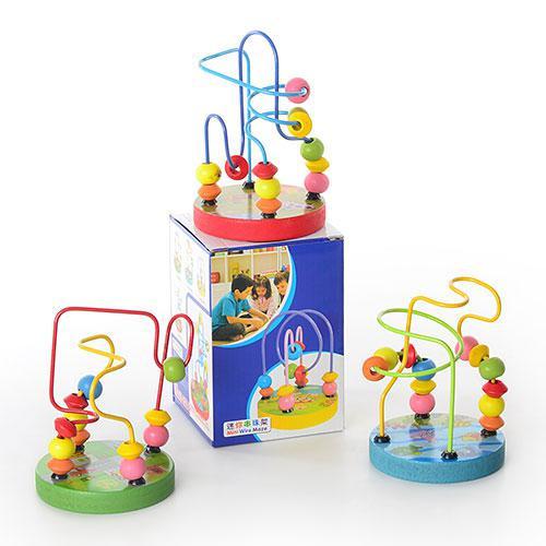 Пальчиковый лабиринт – развитие ребенка начинается с игрушек