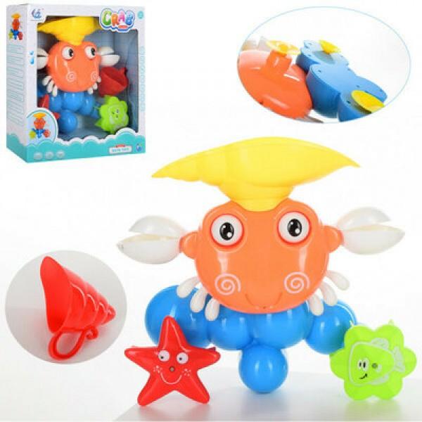 Детские игрушки для ванны на присоске Гонки по орбитам Трек ... | 600x600