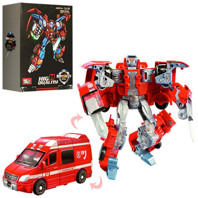 Іграшки-трансформери: оригінальні вироби для хлопчиків