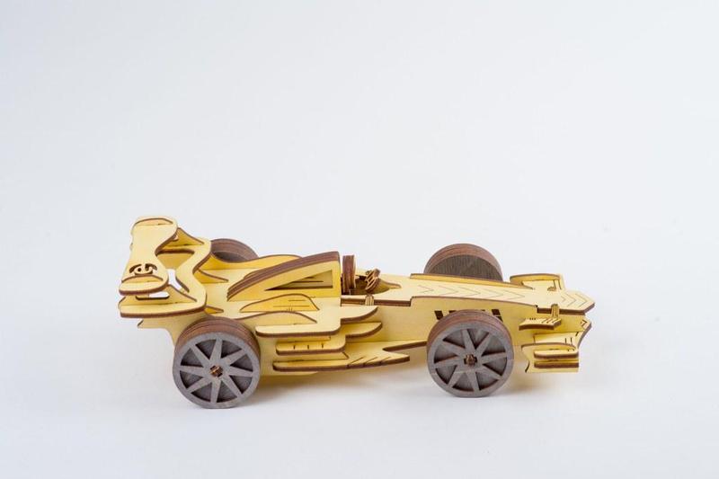 3D пазл ekoGoods Феррари