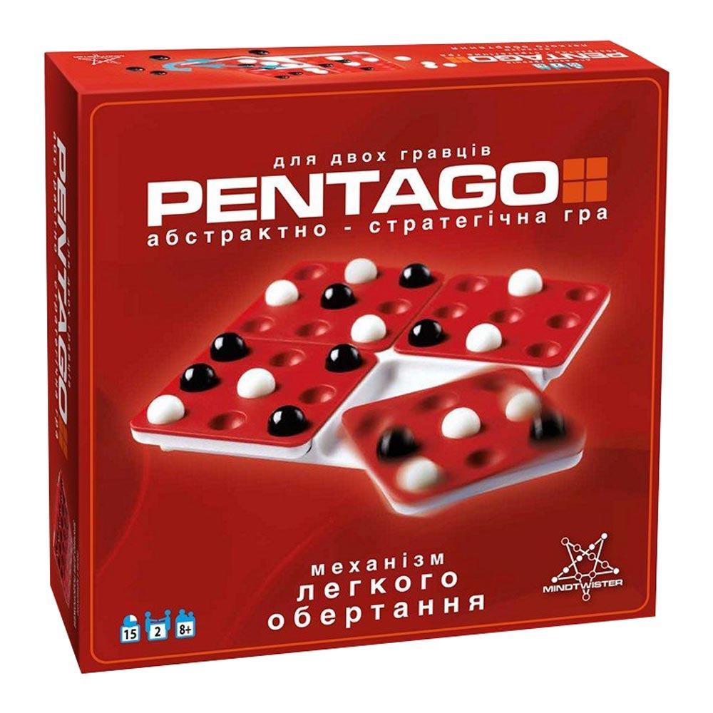 Пентаго - настільна гра