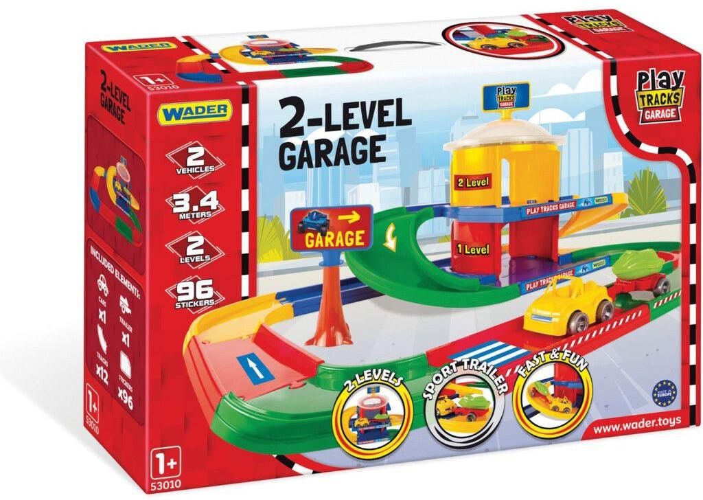 """Гараж """"Play Tracks Garage"""""""